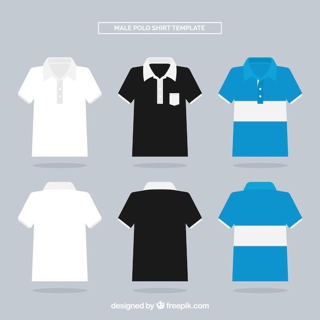 4ce01fd78d Coleção de camisa polo masculina