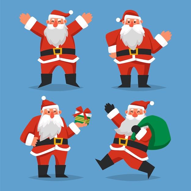 Papai Noel Baixe Vetores Fotos E Arquivos Psd Grátis