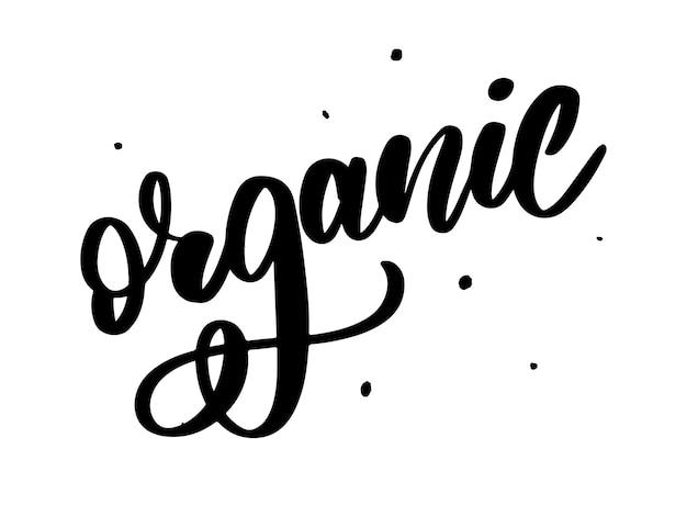 Coleção de produtos alimentares saudáveis, orgânicos, naturais e ecológicos Vetor Premium