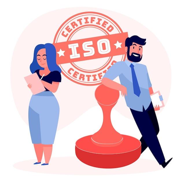 o que é ISO 9004