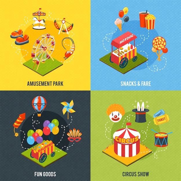 Conceito de design de carnaval Vetor grátis