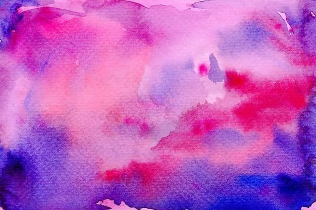 Conceito de fundo aquarela Vetor grátis