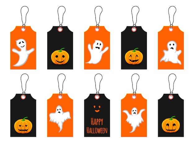 Halloween Labels Baixe Vetores Fotos E Arquivos Psd Gratis