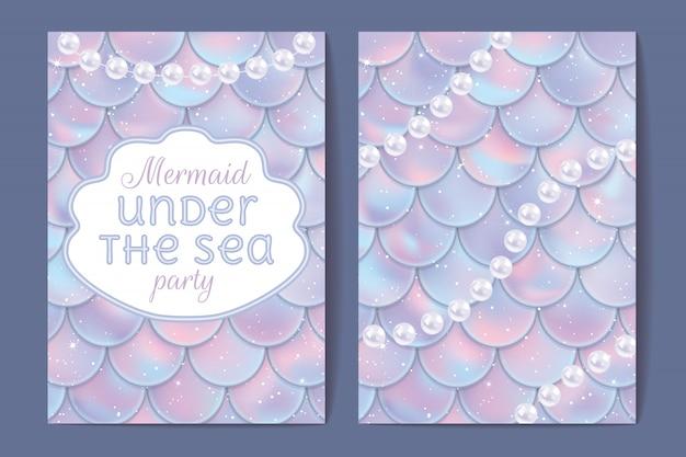 Convite para festa Vetor Premium