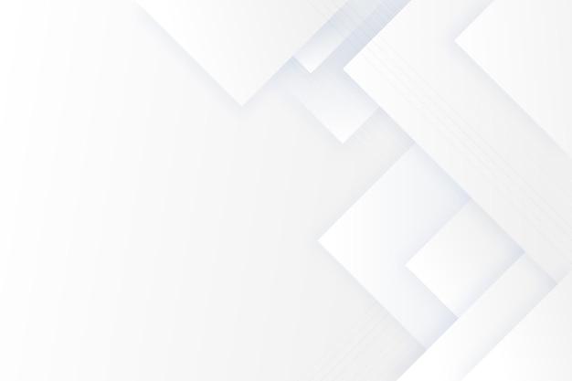 Cópia abstrata com fundo branco Vetor Premium