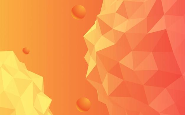 Cor de gradientes gráficos modernos abstrato Vetor Premium