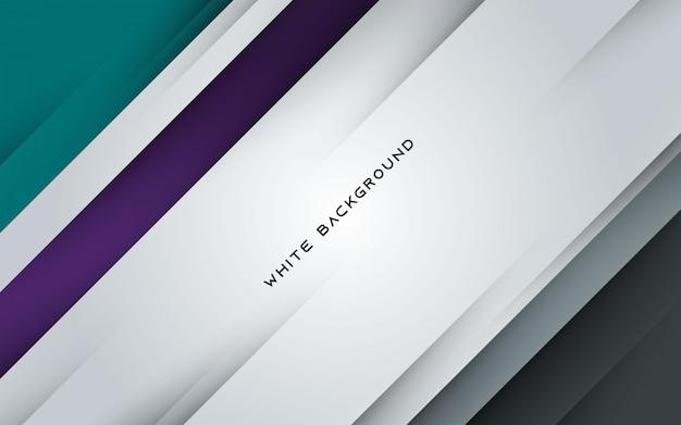Cor diagonal do fundo abstrato moderno Vetor Premium
