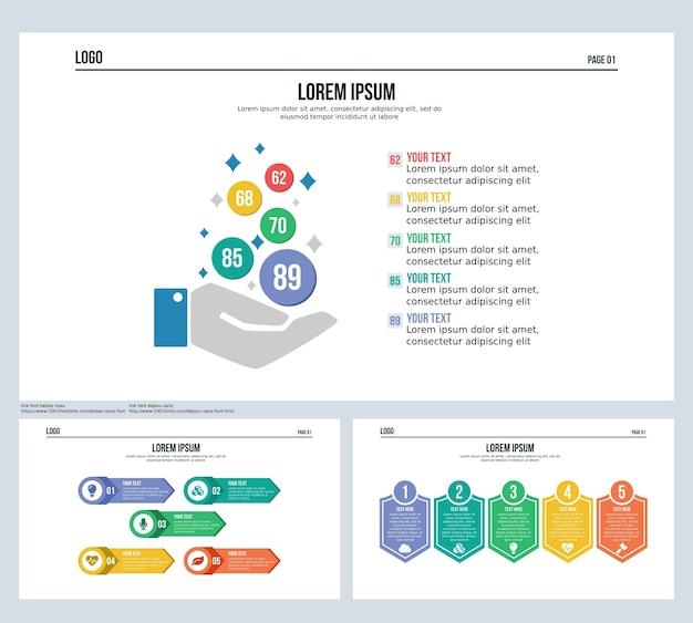 Cute infographic element shield set apresentao slide e powerpoint cute infographic element shield set apresentao slide e powerpoint template vetor premium toneelgroepblik Gallery
