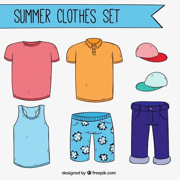 Summer season clothes essay help