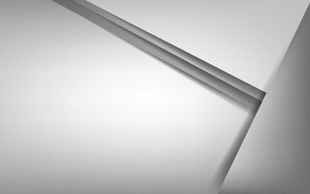 Desenho abstrato em cinza claro Vetor grátis