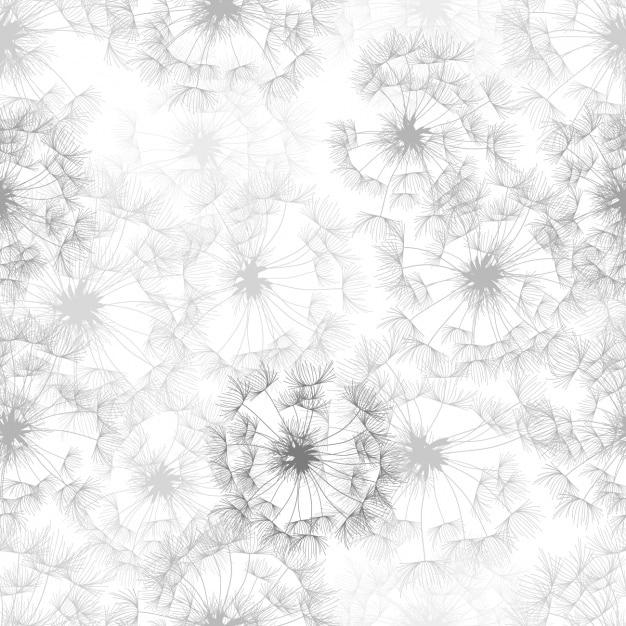 Desenho abstrato padrão Vetor grátis