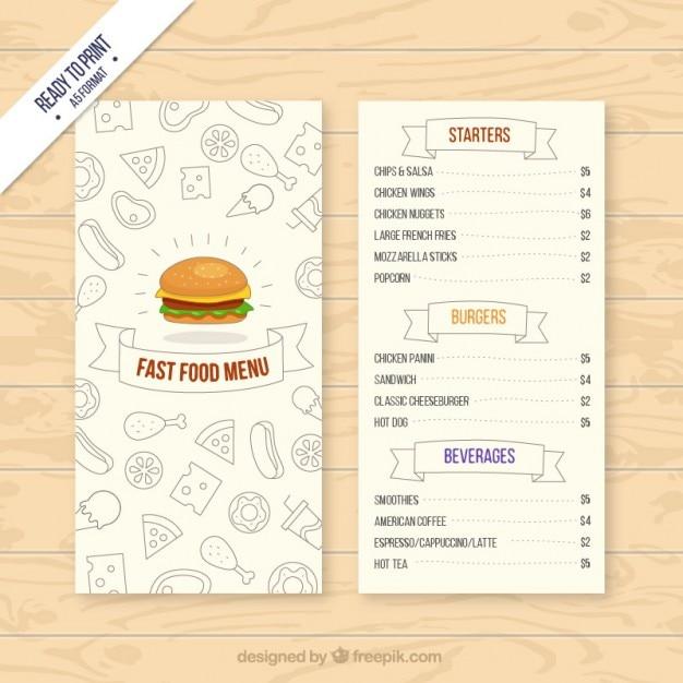 Dog Food Pamphlet