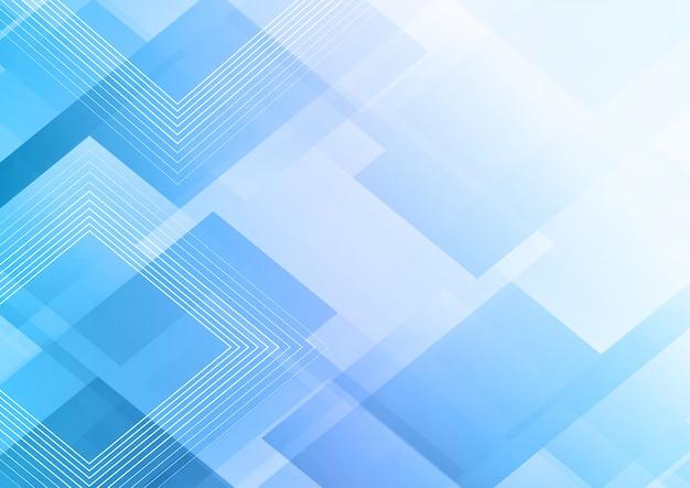 Design abstrato baixo poli Vetor grátis