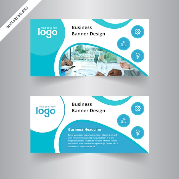 design de banner empresarial baixar vetores gr 225 tis
