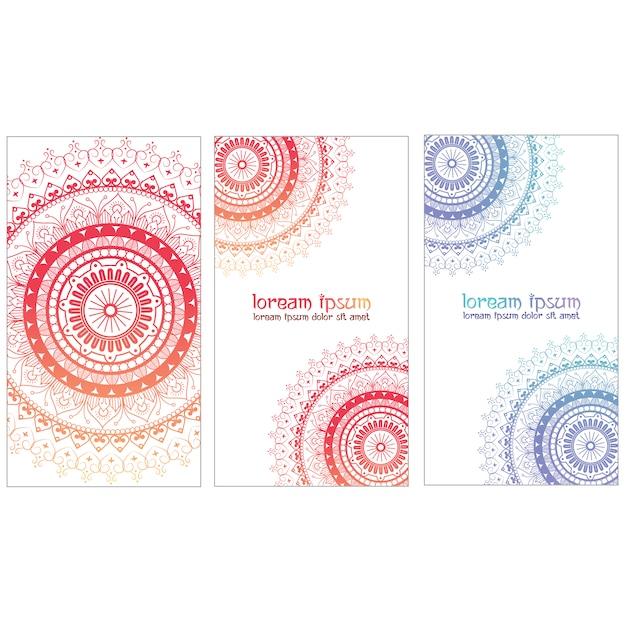 design de cartão de visita Vetor grátis
