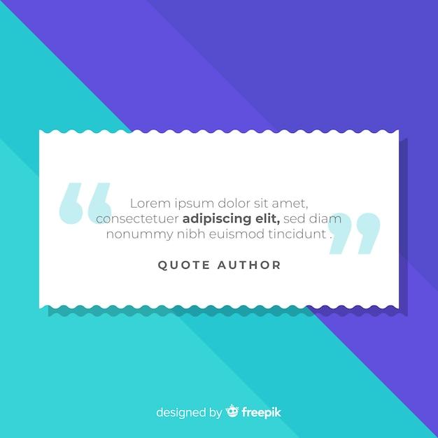 Design de depoimentos da web criativa Vetor grátis