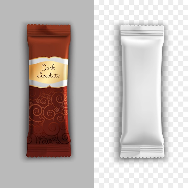 Design de embalagem de produto Vetor grátis