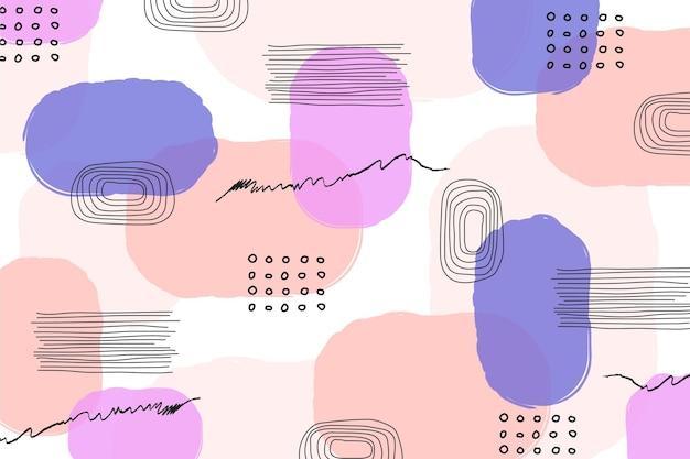 Design de fundo gradiente Vetor grátis