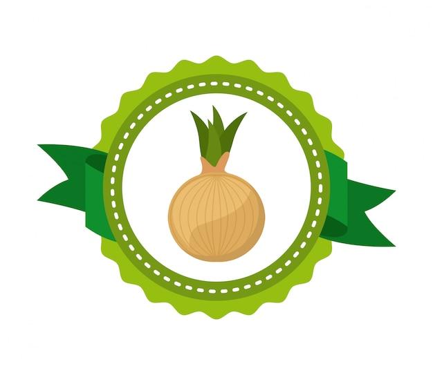 Design de legumes Vetor Premium