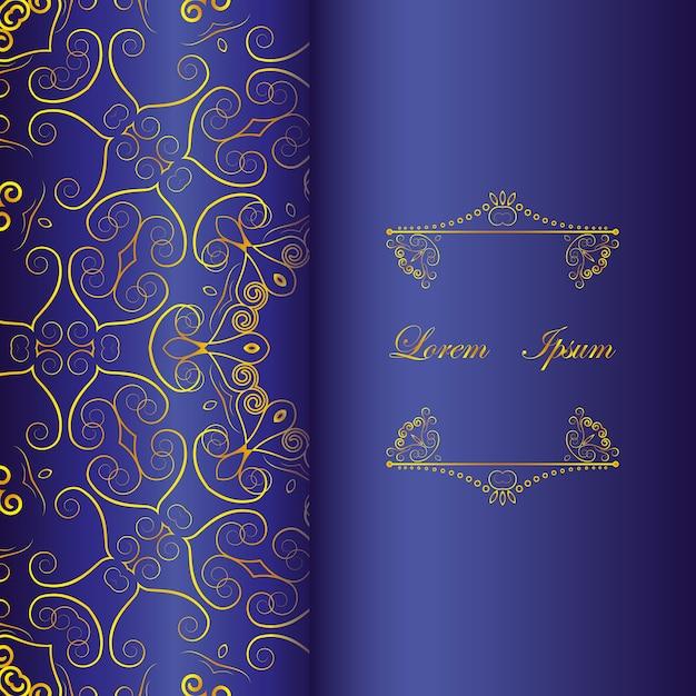 Design de plano de fundo, capa de livro de férias Vetor Premium