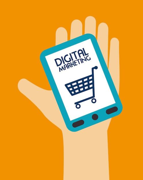 Design digital Vetor Premium