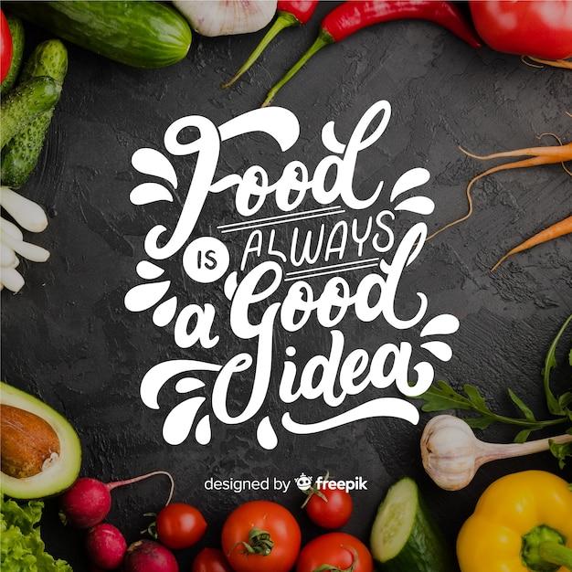 Dia mundial da comida desenhada de mão Vetor grátis