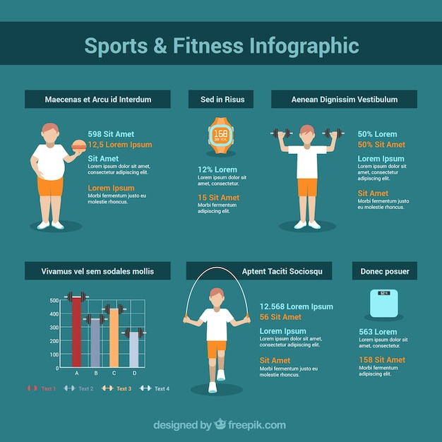 752d023371 Educação física modelo infográfico