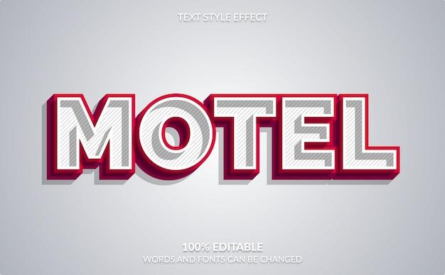 Efeito de texto editável isolado em cinza Vetor Premium
