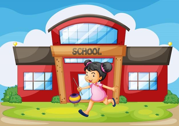 Escola Vetor grátis