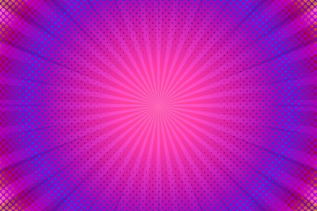 Espaço de cópia de fundo abstrato meio-tom violeta Vetor grátis