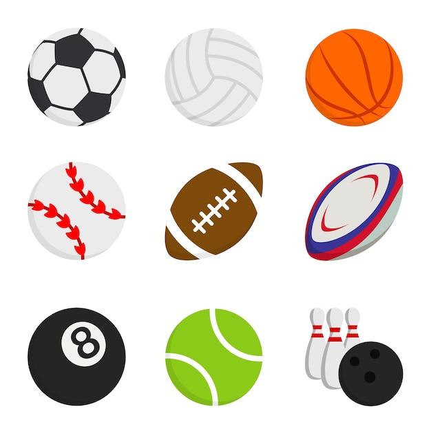 Esporte bola jogo rugby vôlei basquete boliche futebol beisebol ... 06f365e26d32b