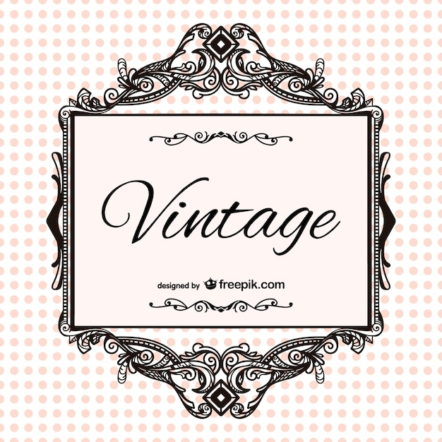 Etiqueta Floral Do Vintage 23 Logo Shabby Gratis