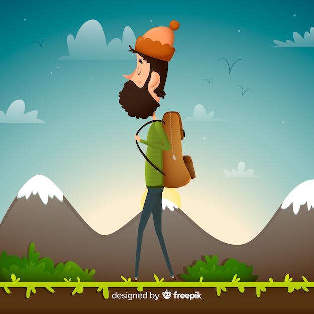 Explorador Vetor grátis