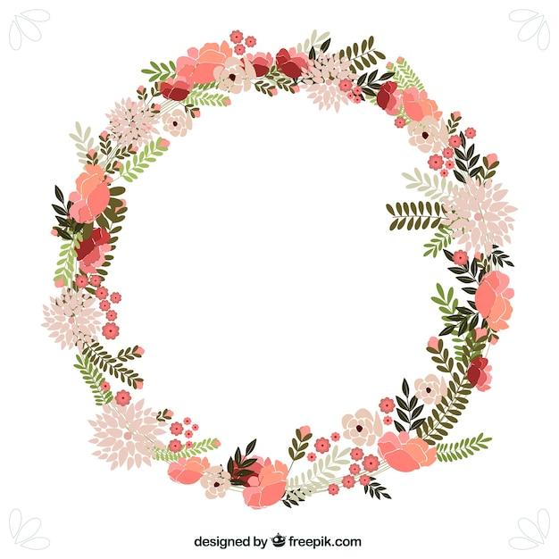Flores Da Primavera Grinalda