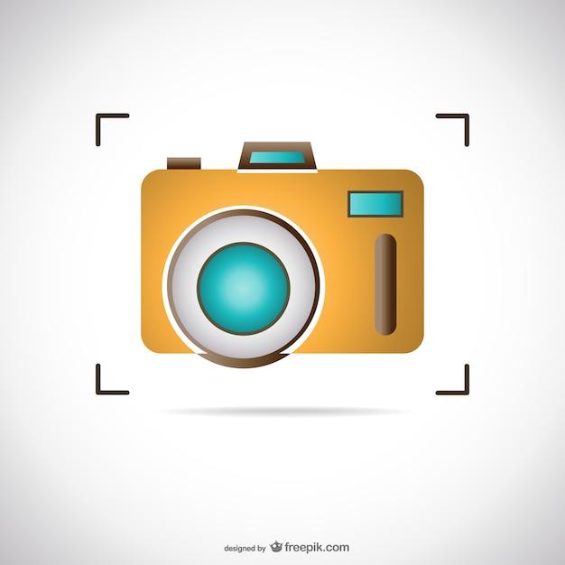 Foto da c mera vector baixar vetores gr tis for Camera gratis