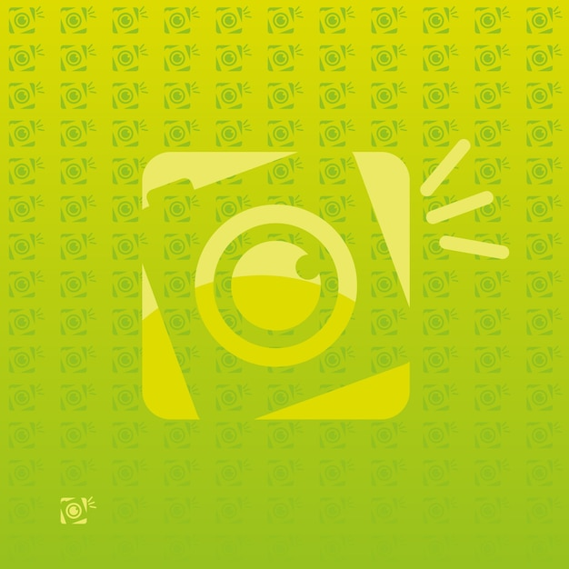 Fotografia livre logotipo retro Vetor grátis