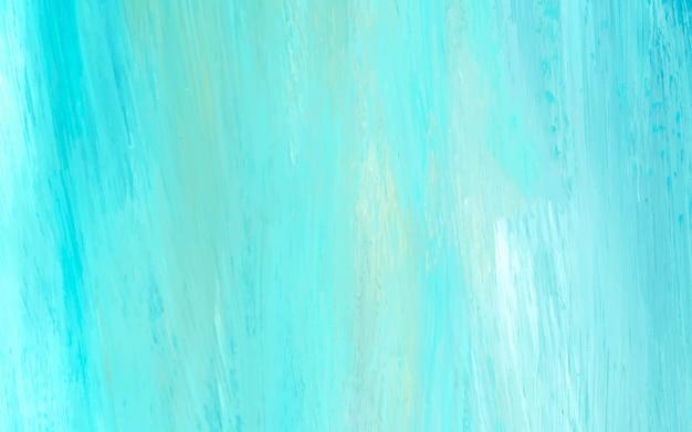 Fundo abstrato acrílico azul Vetor grátis