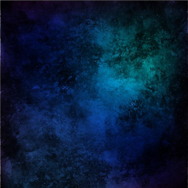 Fundo abstrato aquarela com efeito Grunge Vetor grátis
