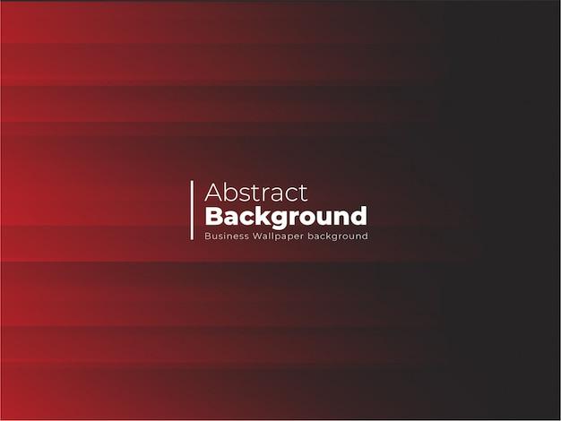 Fundo abstrato com linhas vermelhas Vetor grátis