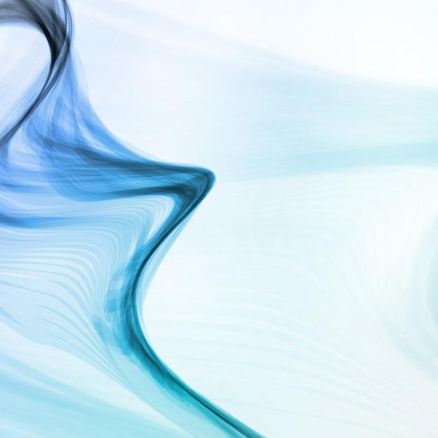 Fundo abstrato da água Vetor Premium