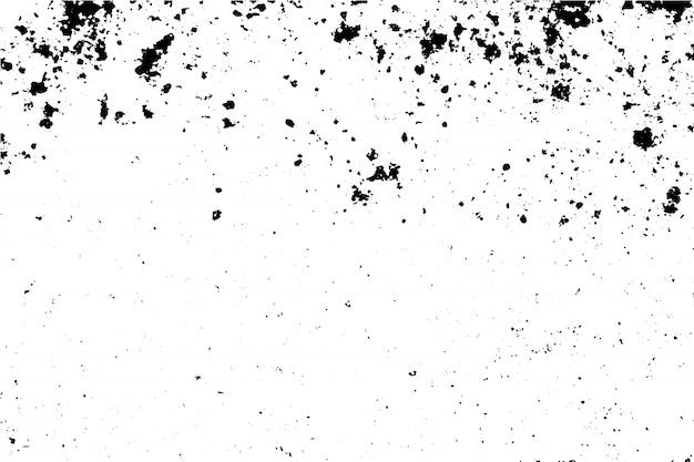 Fundo abstrato da textura da superfície do grunge do vetor. Vetor Premium