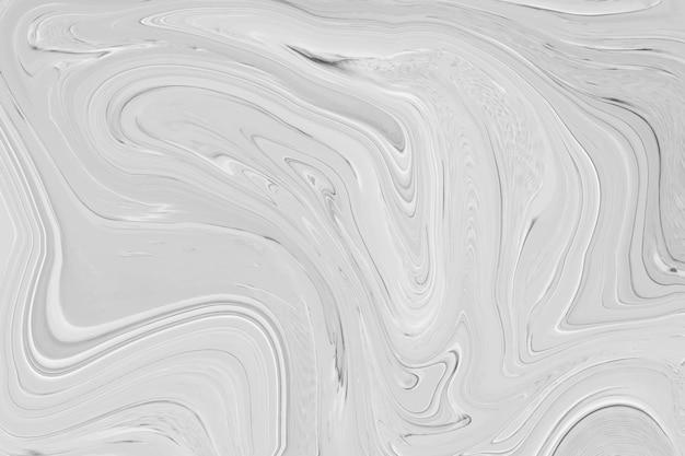 Fundo abstrato da textura liquify Vetor Premium