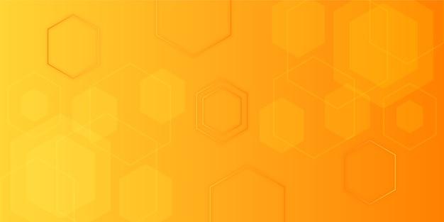 Fundo abstrato moderno forma geométrica Vetor Premium