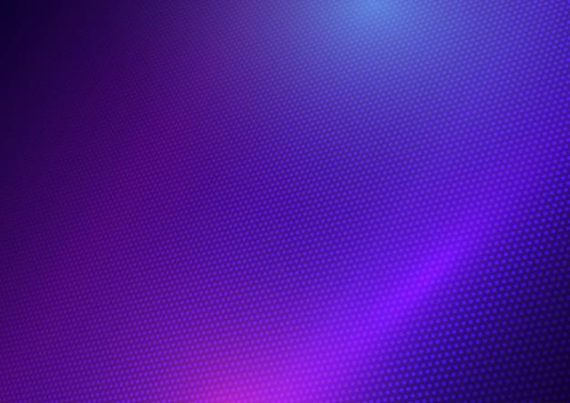Fundo abstrato pontos de meio-tom Vetor Premium