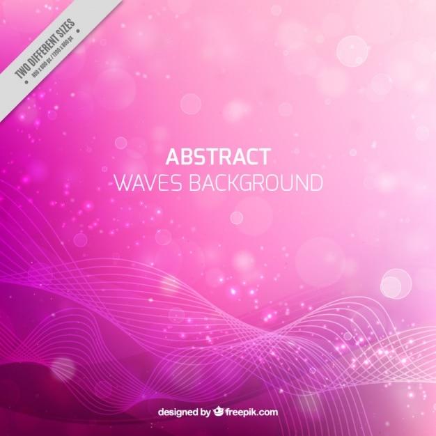 foto de Fundo abstrato rosa com efeito bokeh Baixar vetores grátis