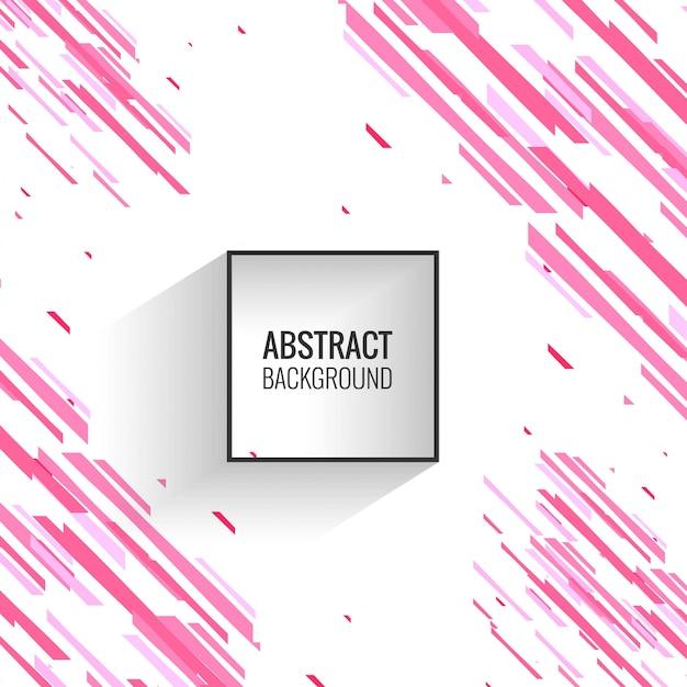 foto de Fundo abstrato rosa linhas geométricas Baixar vetores grátis