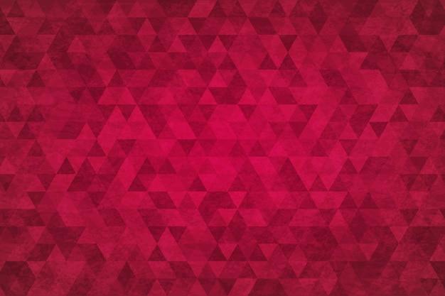Fundo abstrato vermelho Vetor Premium