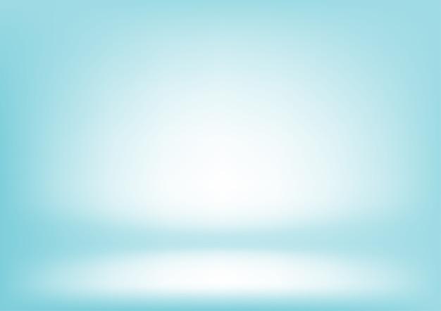 Fundo azul Vetor Premium
