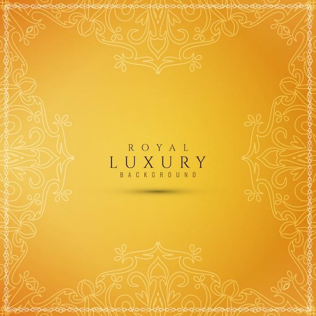 Fundo bonito elegante luxo abstrato Vetor Premium