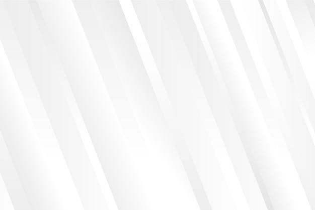 Fundo branco abstrato Vetor grátis